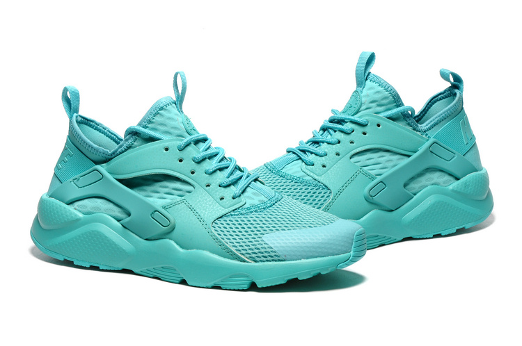 Air Huarache Run Ultra Br Blanche