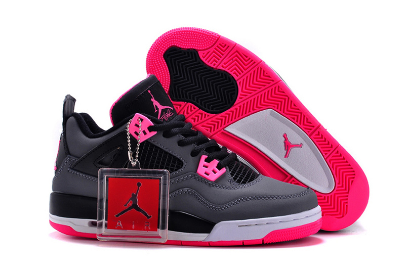 air jordan grise et rose