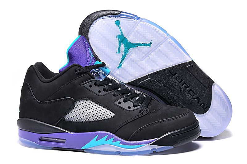 Jordan 5 Retro Noir