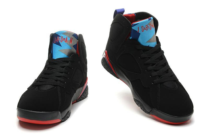 nike jordan 7 femme noir et rouge basket jordan femme nike air jordan 7 pas cher Jordan Michael