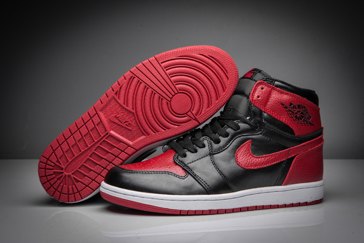 nike air jordan 1 mid rouge