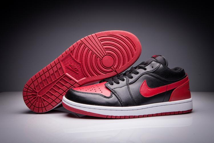air jordan 1 noir rouge