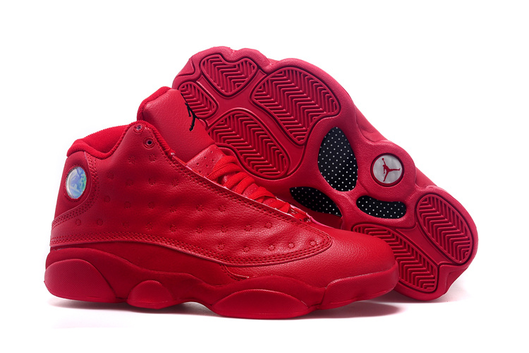 nike air jordan homme rouge