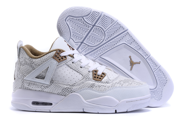temperament shoes lowest discount really cheap Air Jordan 4 Homme Blanc Nike Air Jordan 4 Pas Cher Jordan ...