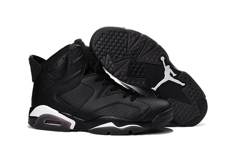 Jordan 6 Retro Noir