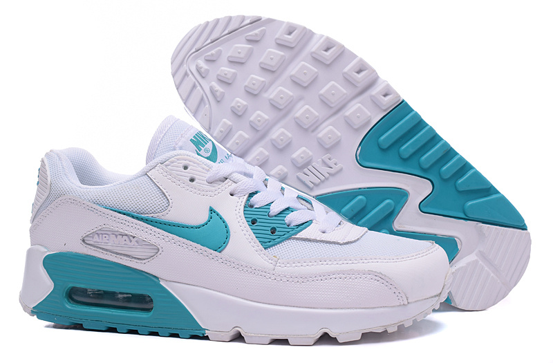 air max 90 blanche femme solde