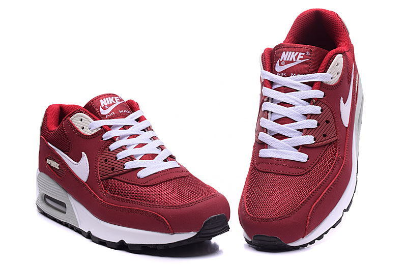nike air max femme rouge
