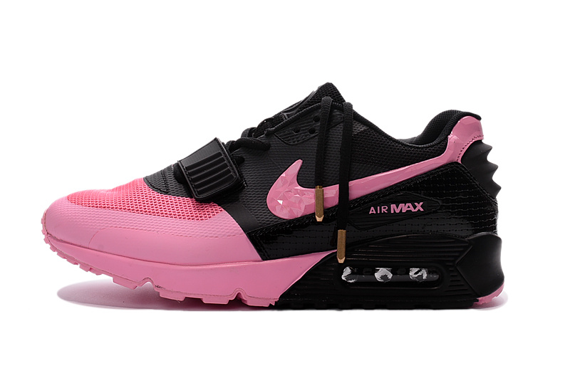 nike air max bw femme rose et noir