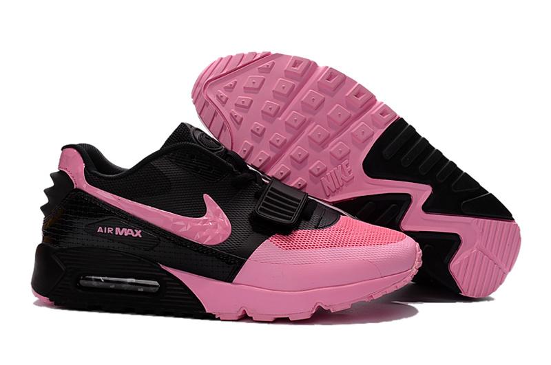 air max 90 femme rose et noir
