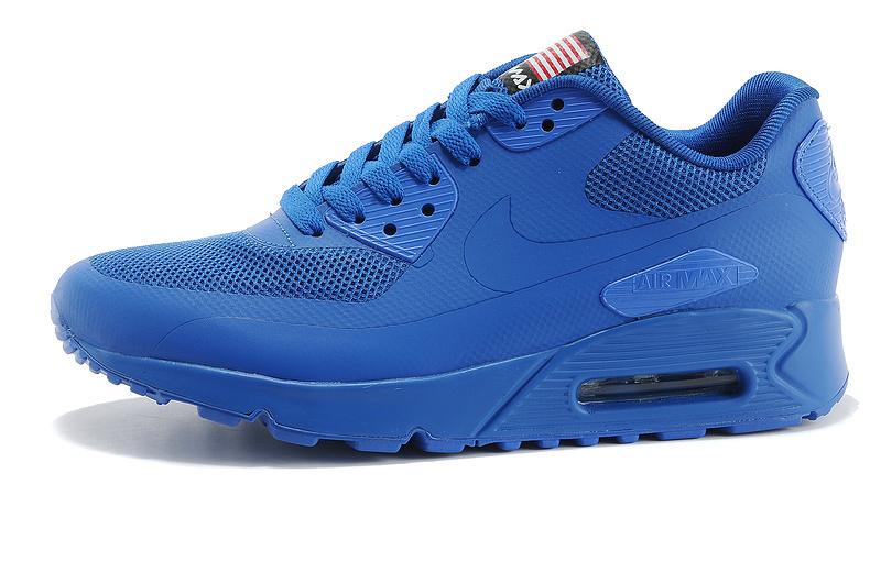 air max 90 bleu homme
