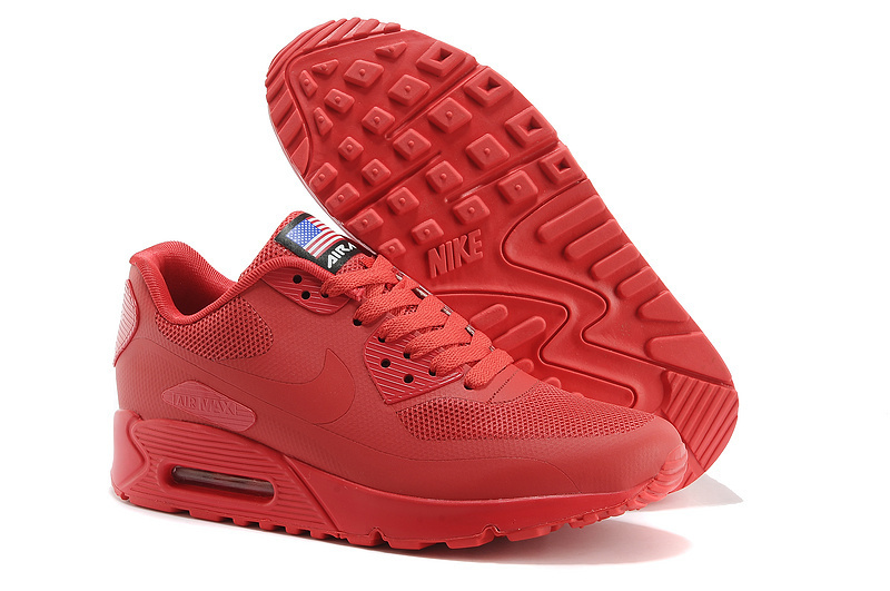Air Max Hyperfuse Rouge