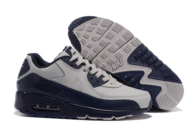 nike air max 90 homme bleu gris
