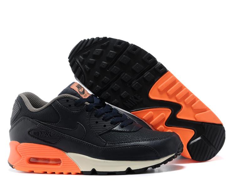 air max 90 femme orange