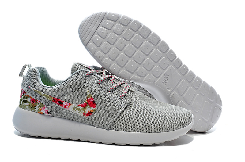 Nike Roshe Run Blanche